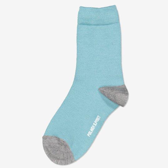 Merinoull sokker turkis
