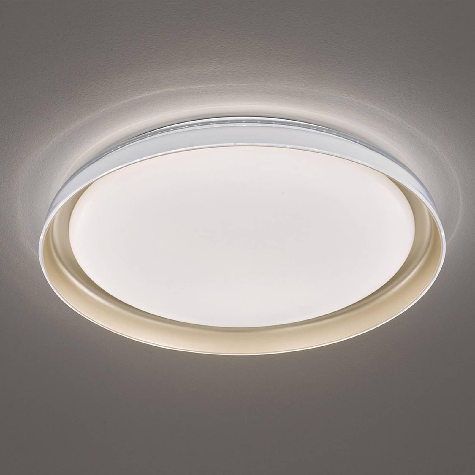 LED-kattovalaisin Rilla, himmennettävä, Ø 43 cm