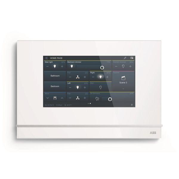 ABB 2CKA006136A0205 Paneeli SmartTouch valkoinen