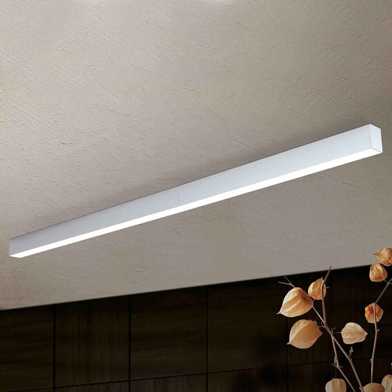 LED-taklampe Sando med opphengssett - 114 cm