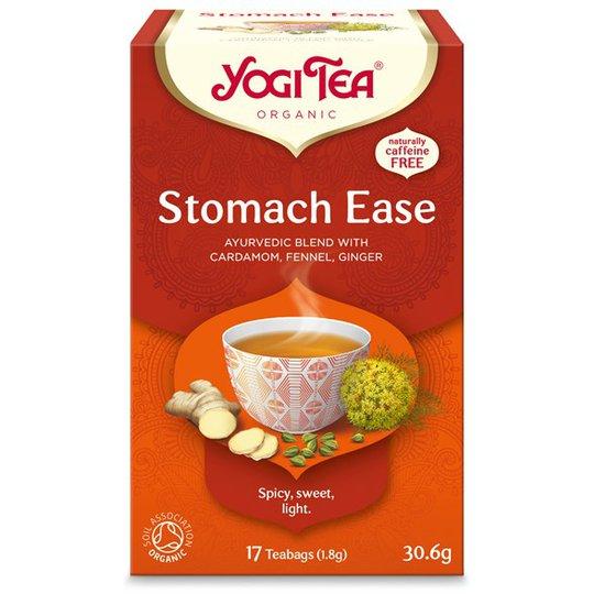 Yogi Tea Stomach Ease, 17 påsar