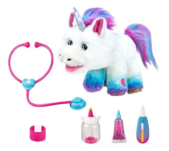 Little Live Pets - Rainglow Unicorn Vet Kit (40-00610)