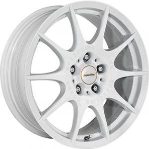 Speedline SL2 White 7x16 4/98 ET35 B68