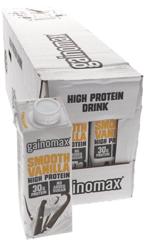 Proteiinijuomat Vanilja 16kpl - 45% alennus
