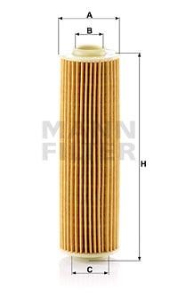 Öljynsuodatin MANN-FILTER HU 514 y