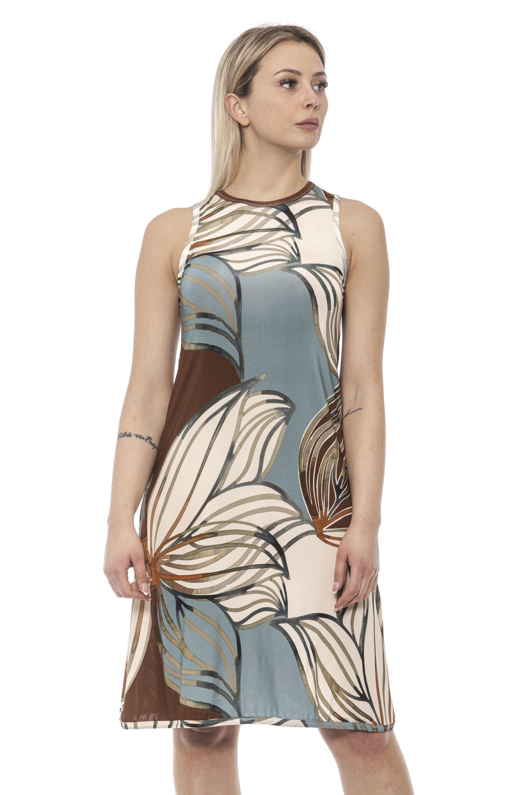 Alpha Studio Women's Tabacco Dress AL1374924 - IT40   XS