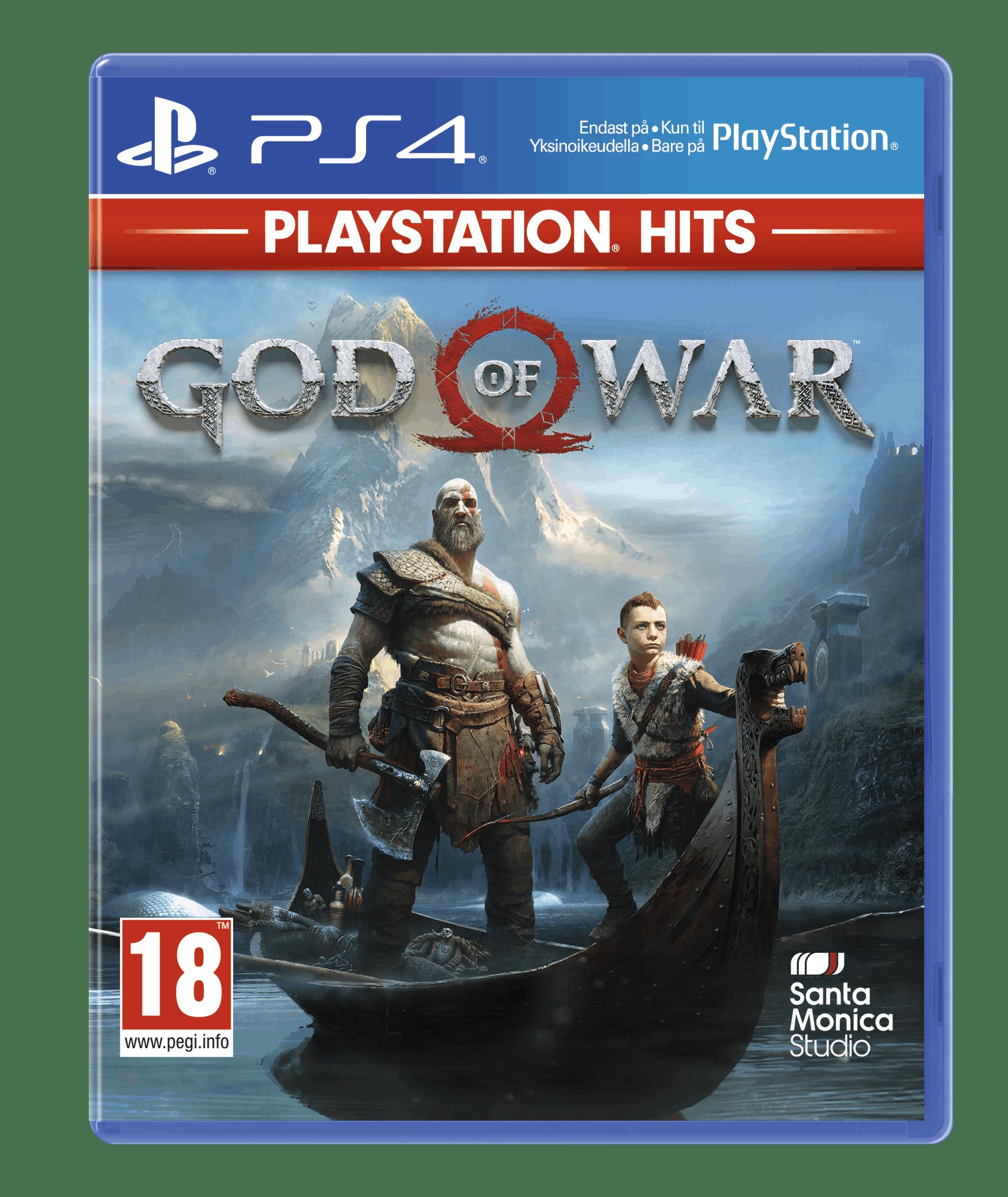 God of War (PlayStation Hits) (Nordic)