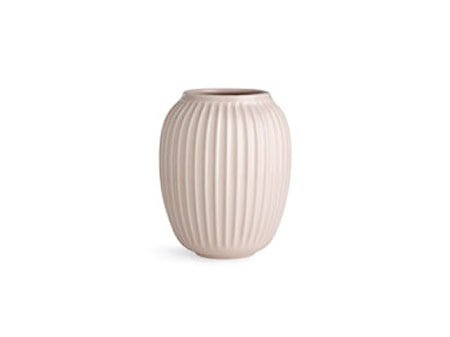 Hammershøi vase Rosa H 20 cm
