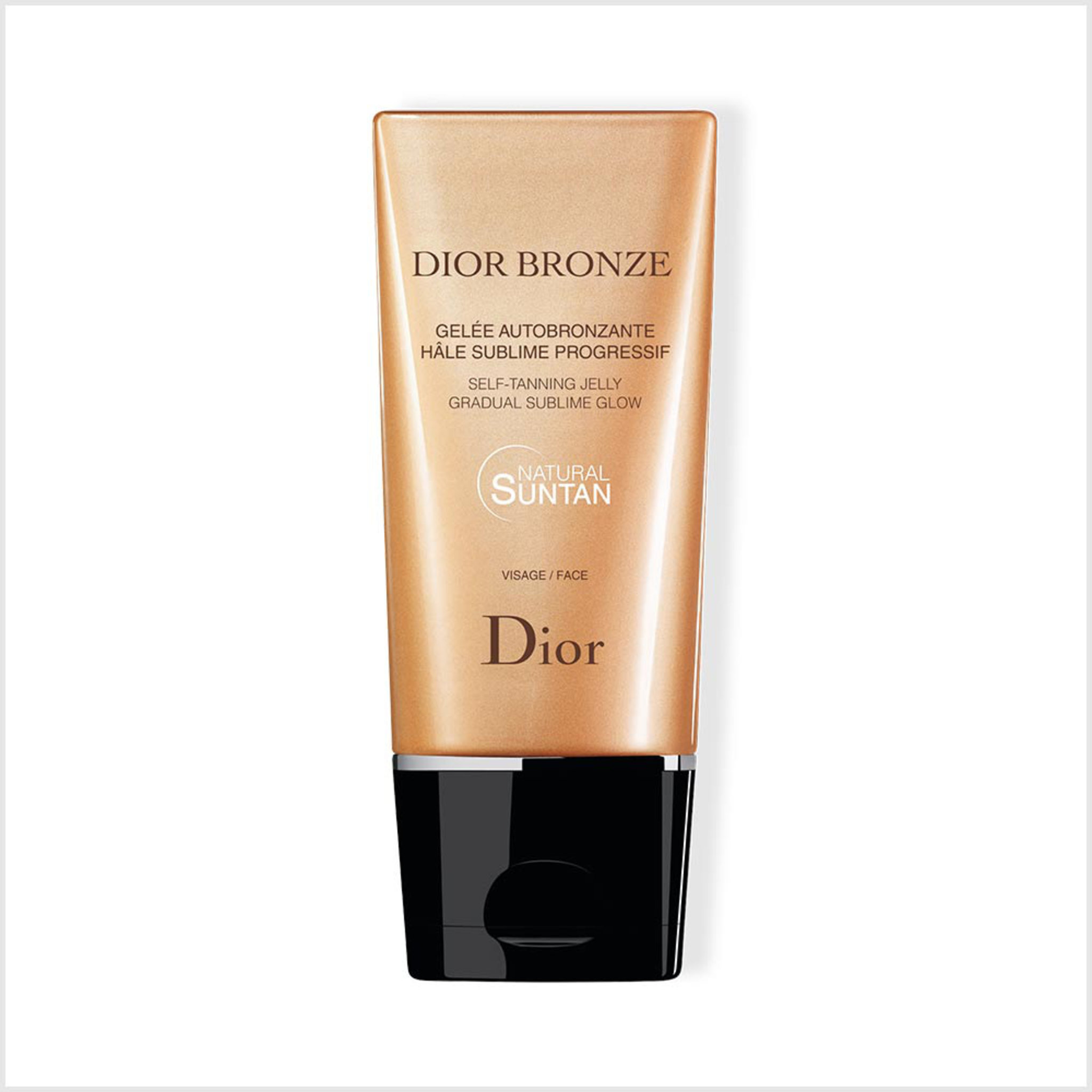Dior Bronze Self Tanning Jelly Face, 50 ML