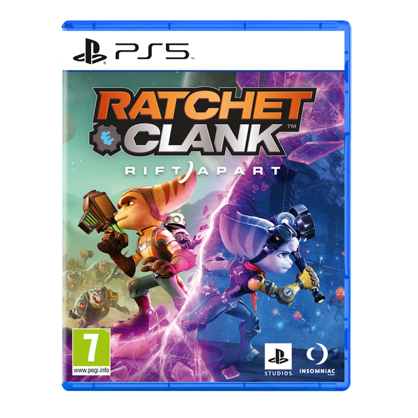 Ratchet and Clank Rift Apart (Nordic)