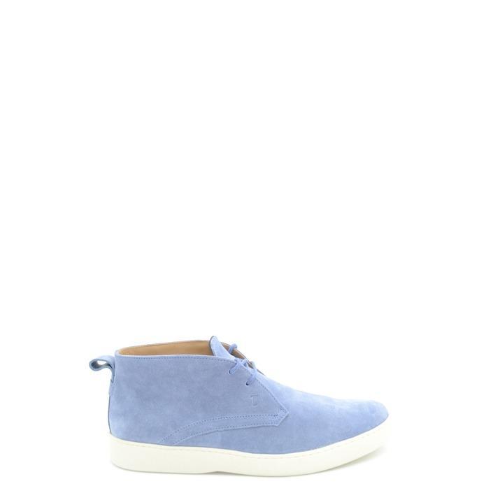 Tod`s Men's Slip On Ankle Boot Blue 164930 - blue 6