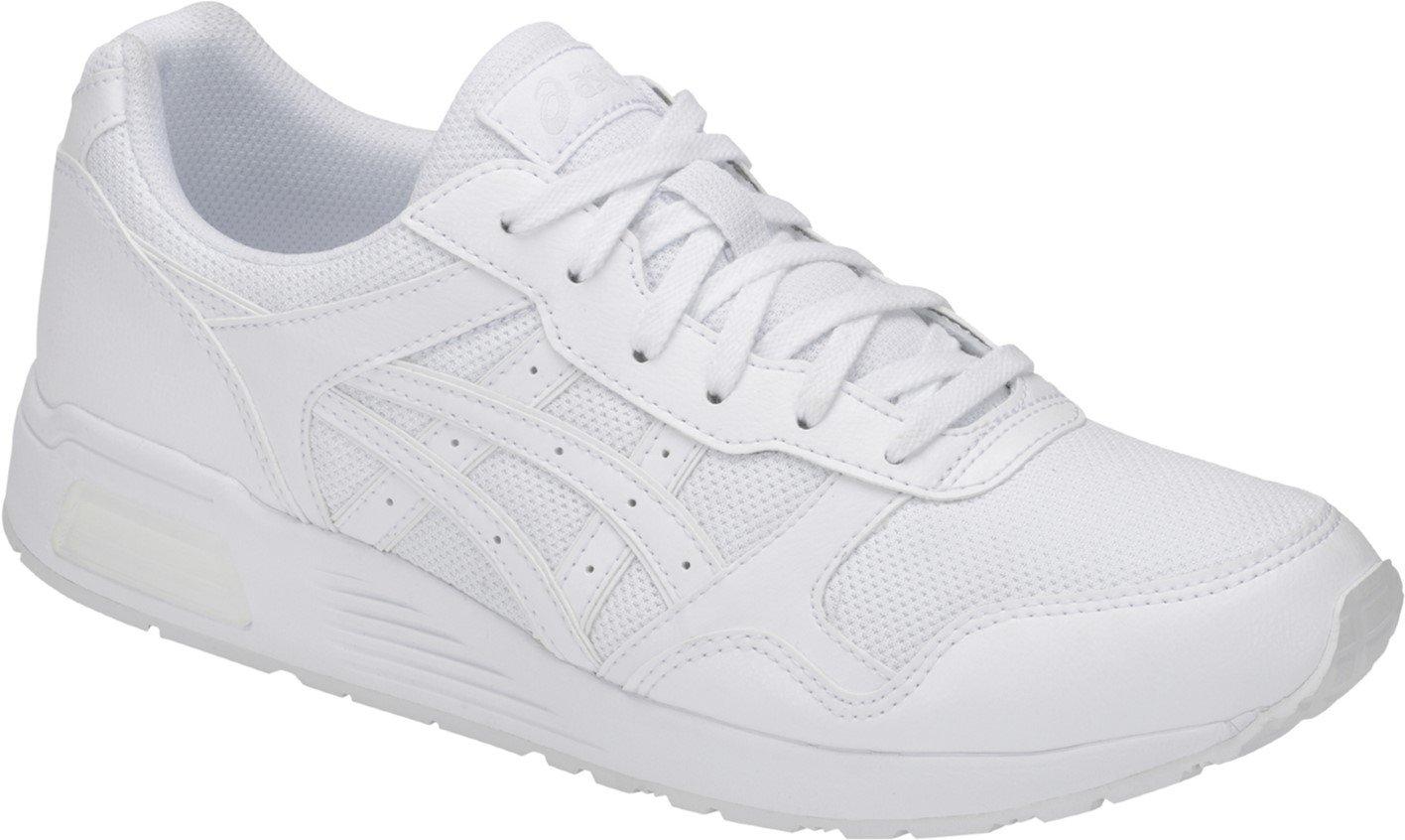 ASICS Men's Gel Lyte Trainers White 4550214230978 - 3 UK White