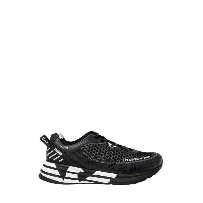 Ea7 Men's Trainer Black 305378 - black 40