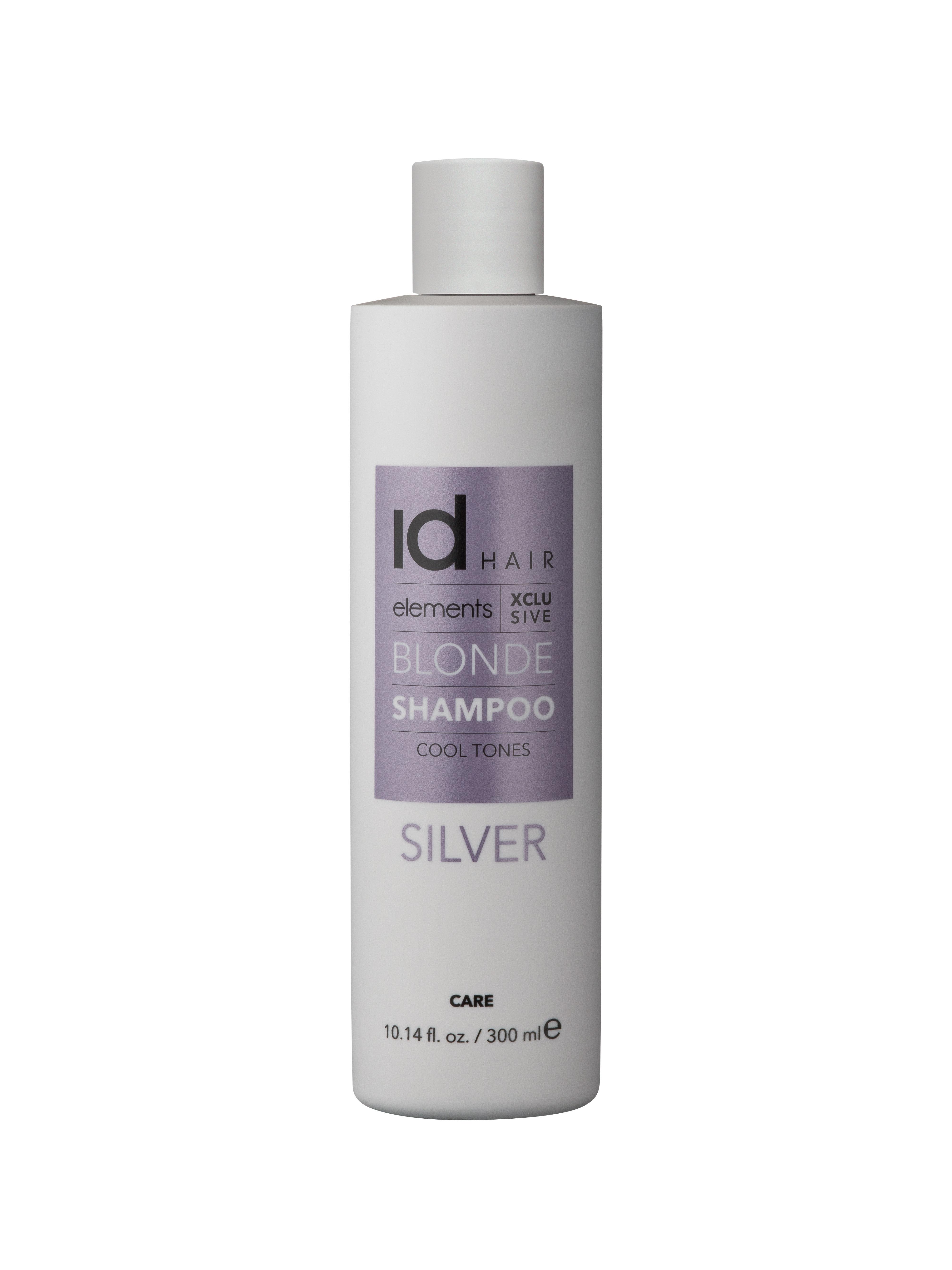 IdHAIR - Elements Xclusive Silver Shampoo 300 ml