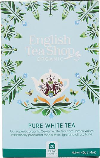 English Tea Shop - Pure White Tea