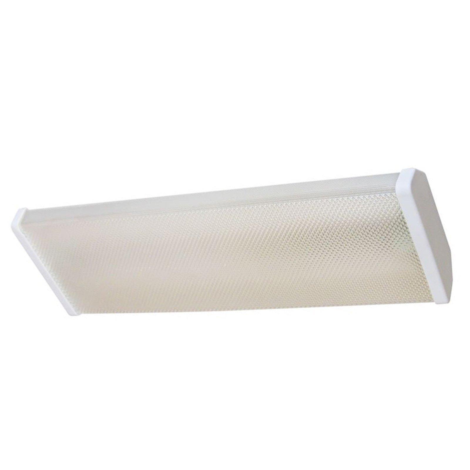 Lavt forbruks taklamper Prismatik LED 18 W