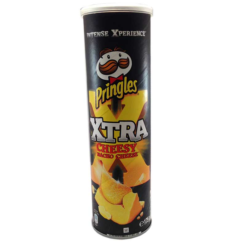 Pringles Xtra cheesy - 32% rabatt