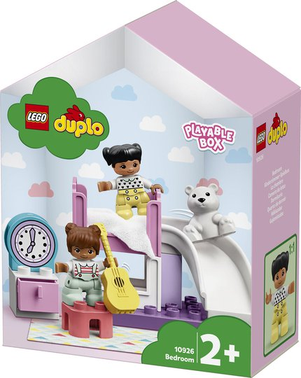 LEGO DUPLO Town 10926 Soverom