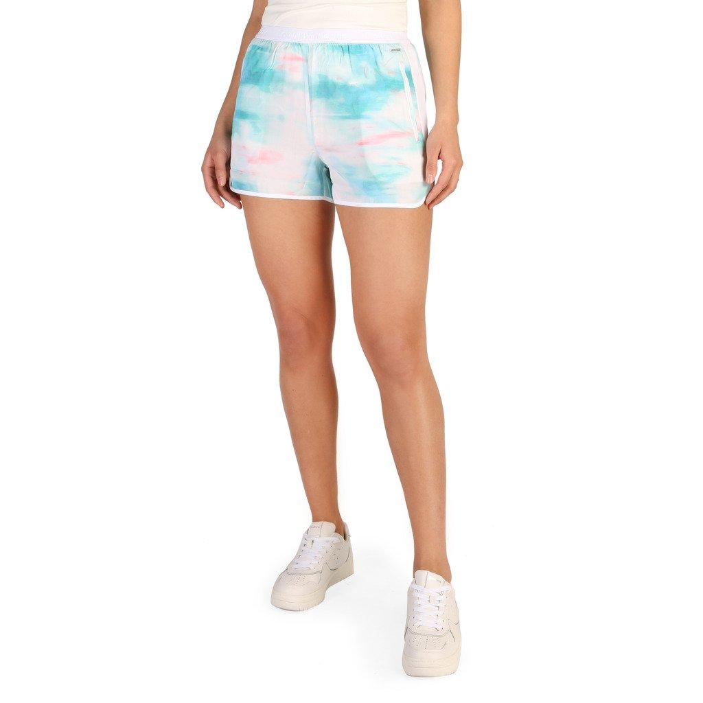 Calvin Klein Women's Short Blue J20J205427 - white S