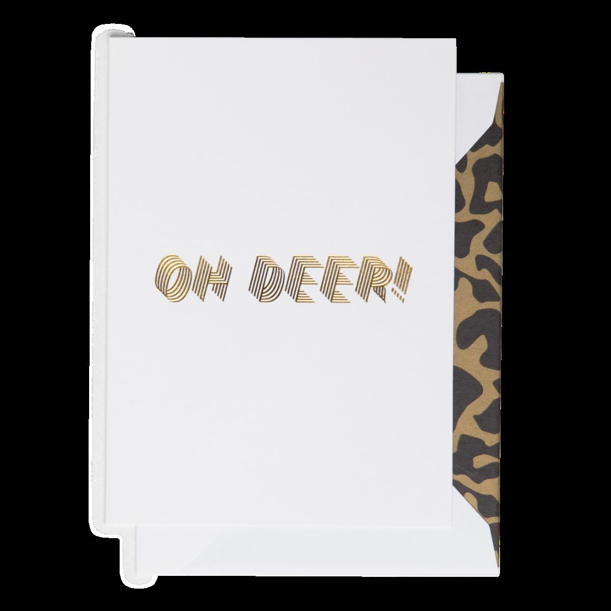 Cardsome | Cards - Oh Deer