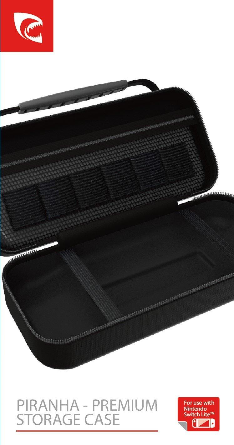 Piranha - Premium Storage Case - Switch Lite