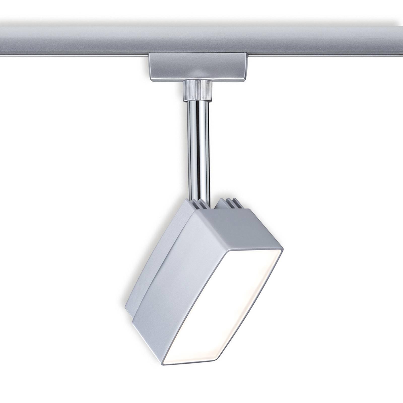 Paulmann URail Pedal -LED-spottivalo 5W, kromi