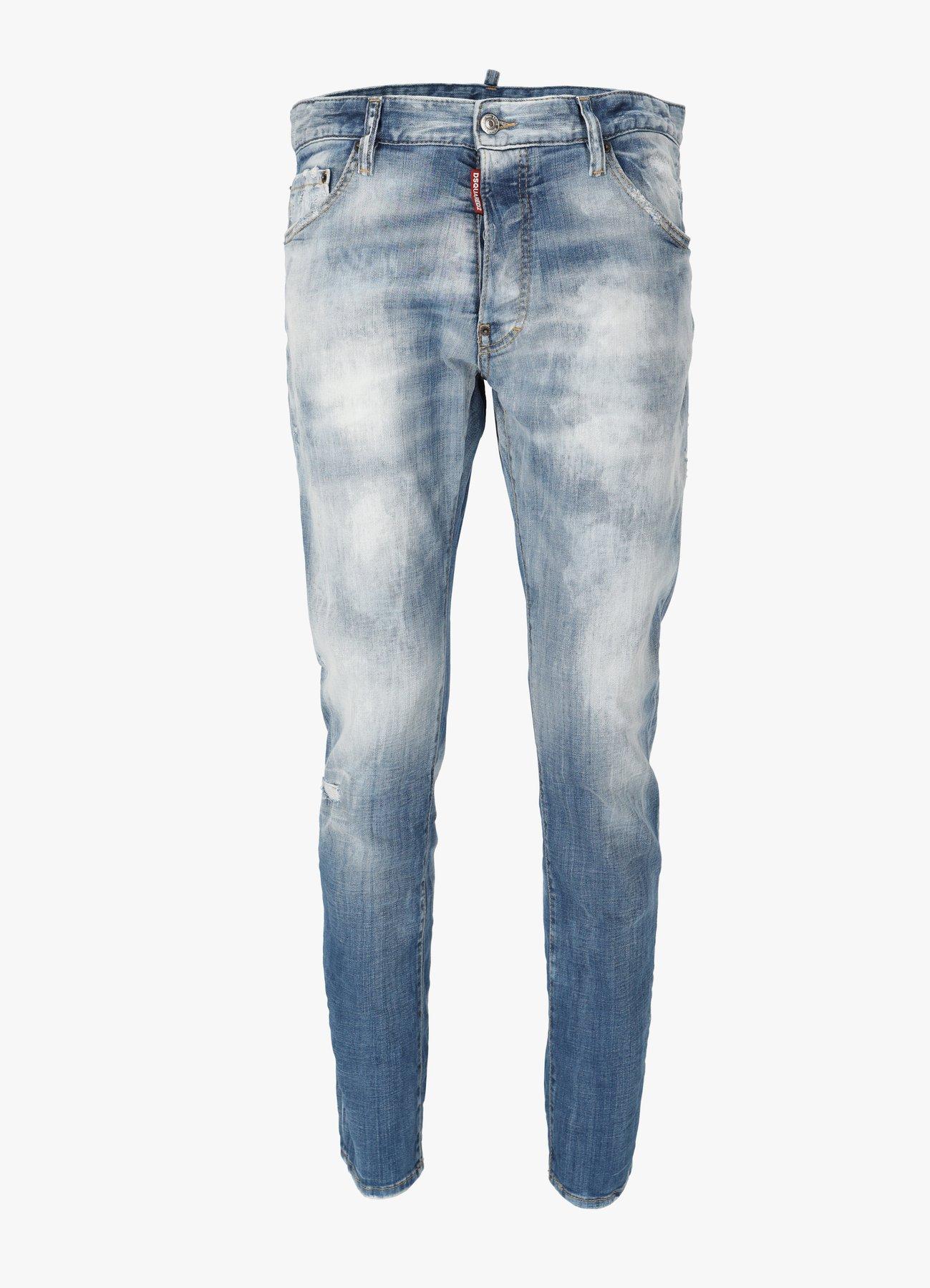 Dsquared² Men's Jeans Blue DS1432496 - IT48 | M