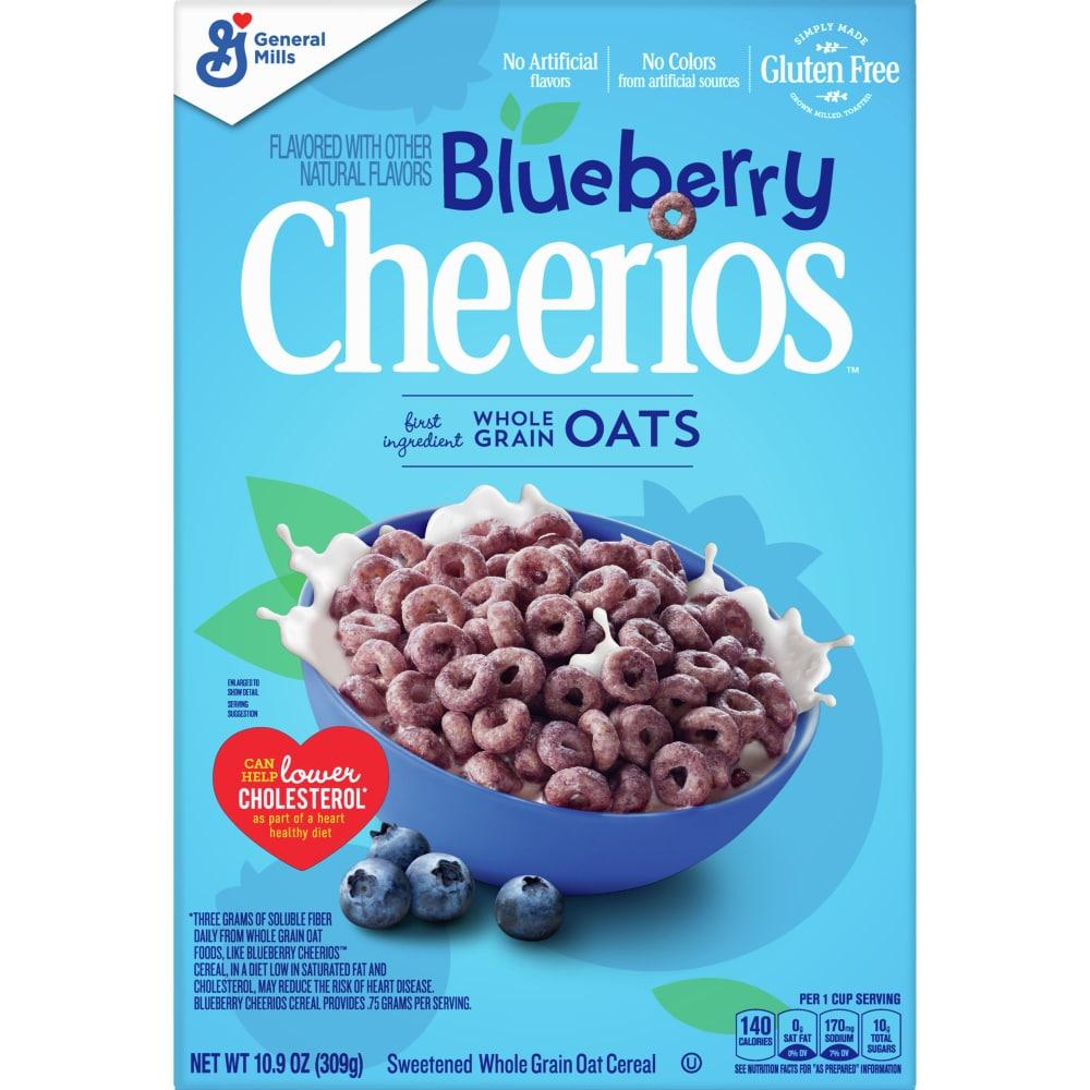 Cheerios Blueberry 402g