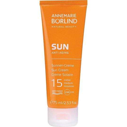Sun Anti Aging Sun Cream, 75 ml Annemarie Börlind Aurinkosuojat