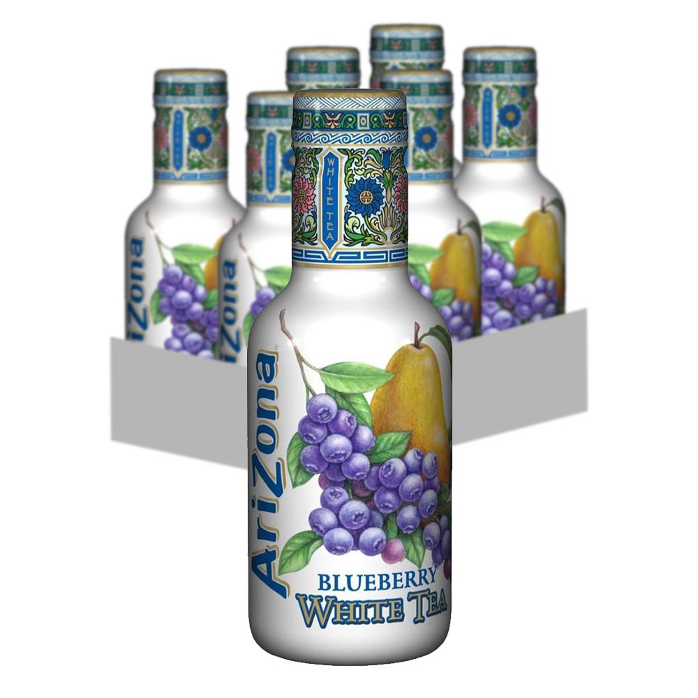AriZona Blueberry 6-pack 500ml