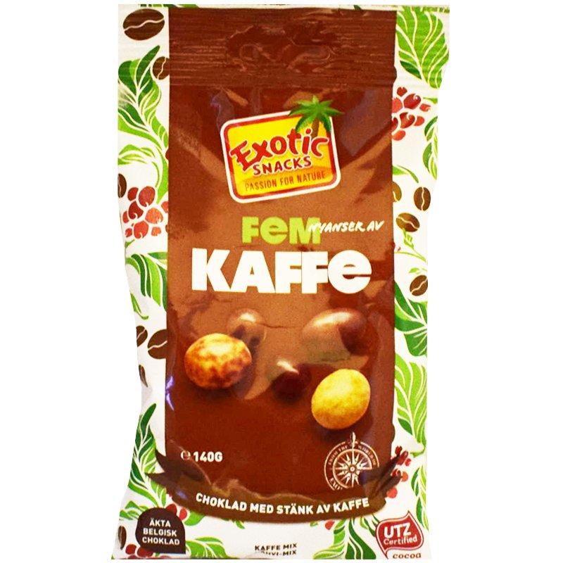 Choklad Mandel & Kaffebönor - 74% rabatt