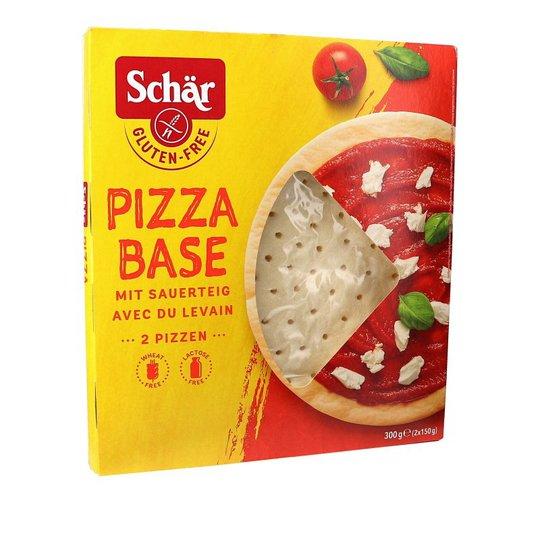 Gluteeniton Pizzapohja 2x150g - 55% alennus