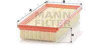 Ilmansuodatin MANN-FILTER C 32 108
