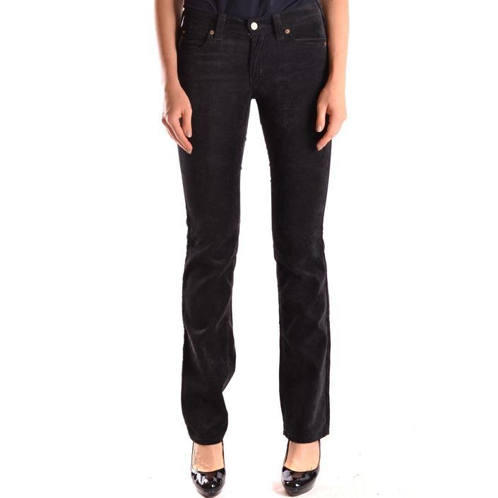 Armani Jeans Women's Jeans Black 160788 - black 26