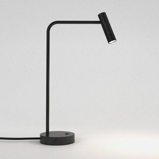 Astro Enna LED-bordlampe, matt svart