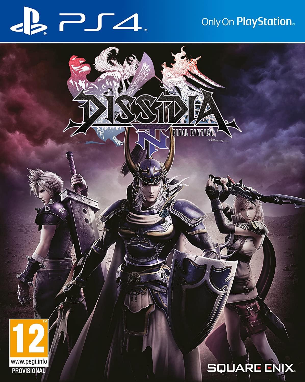 Dissidia Final Fantasy NT (DE/EGFIS)