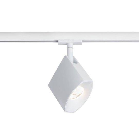 Paulmann NanoRail Stelo -LED-spotti valkoinen