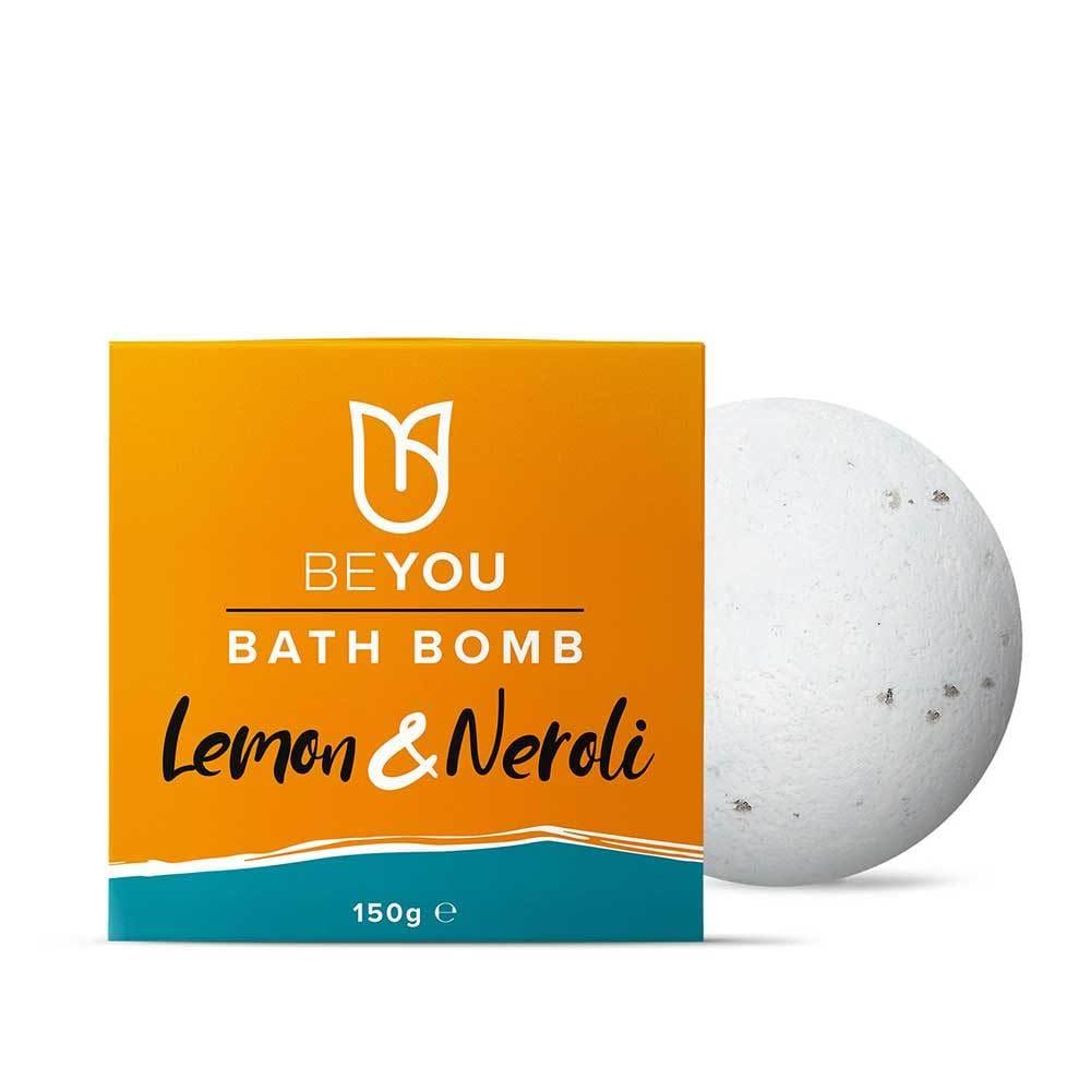 BeYou Lemon and Neroli Bath Bomb