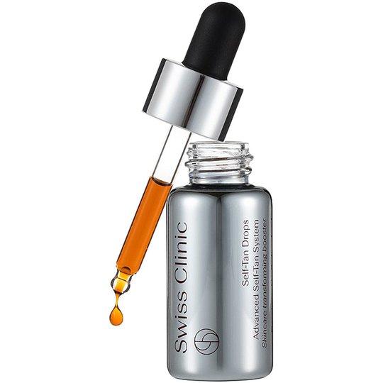 Self-Tan Drops, 15 ml Swiss Clinic Rusketus