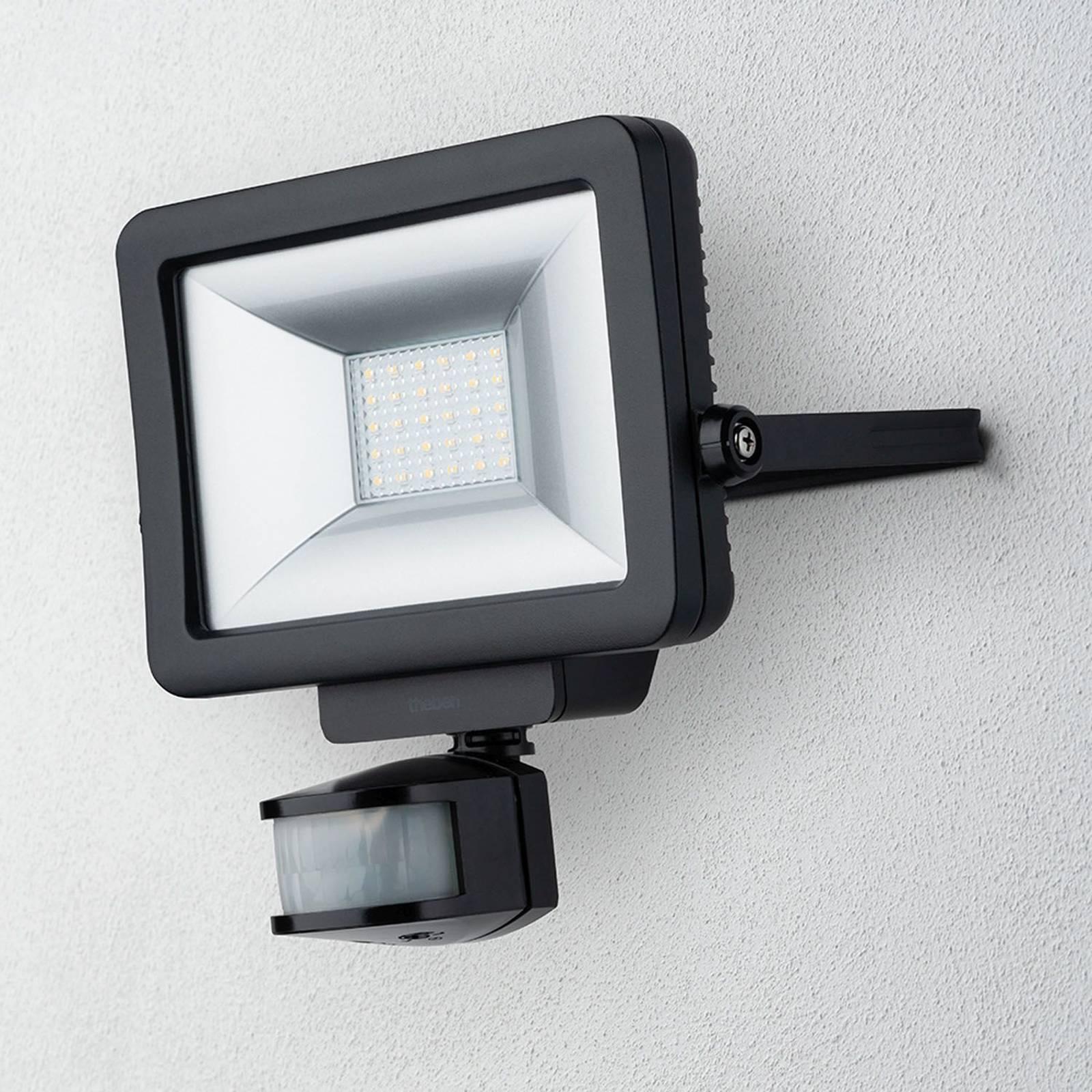 Theben theLeda B20L LED-kohdevalaisin ulos musta