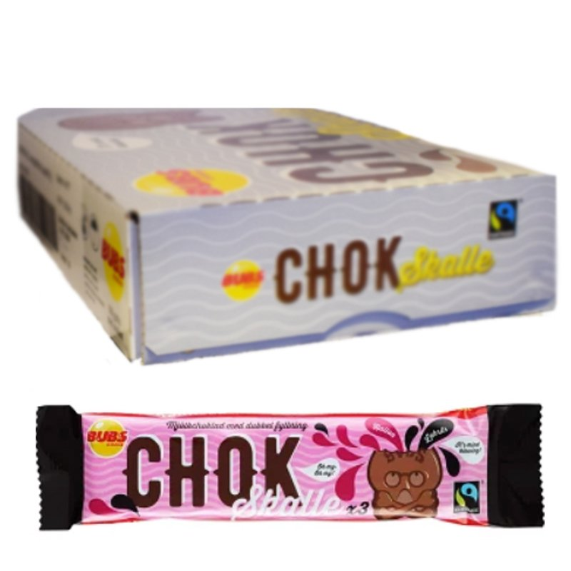 Mjölkchoklad Hallon & Lakrits 20-pack - 59% rabatt