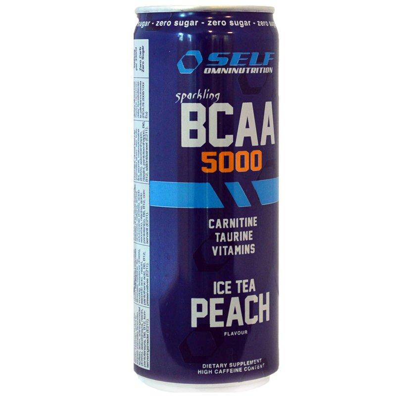 BCAA Ice Tea Peach - 50% rabatt