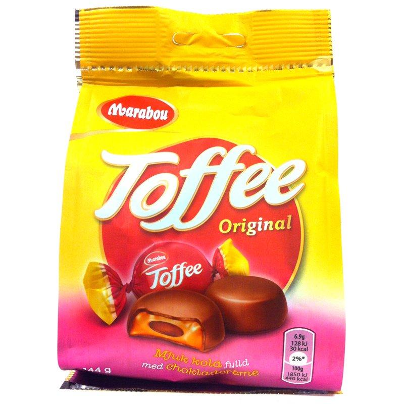Toffee original - 31% rabatt