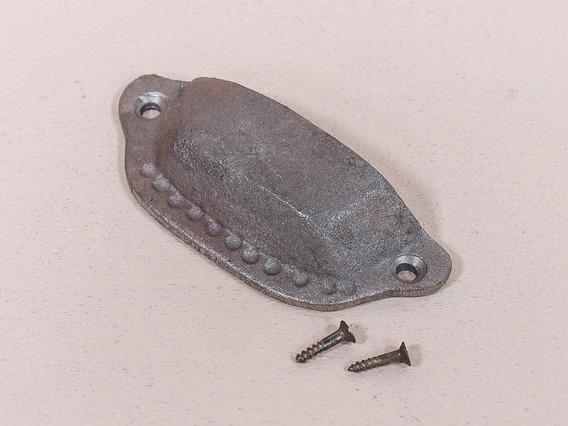 Vintage Style Cast Iron Cup Handle Medium