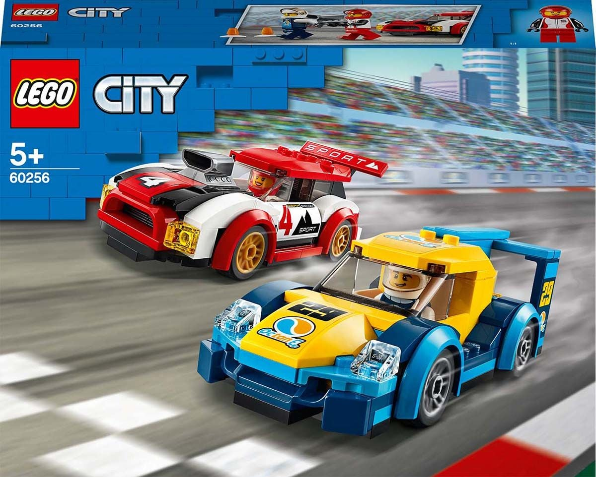 LEGO City Turbo Wheels 60256 Kilpurit