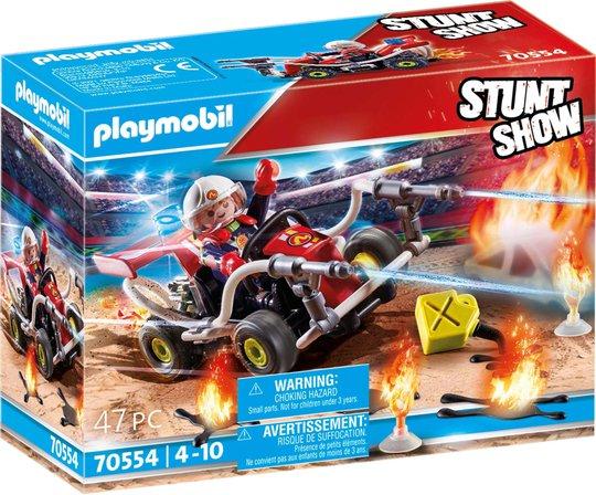 Playmobil 70554 Stuntshow – Brannvesenkart