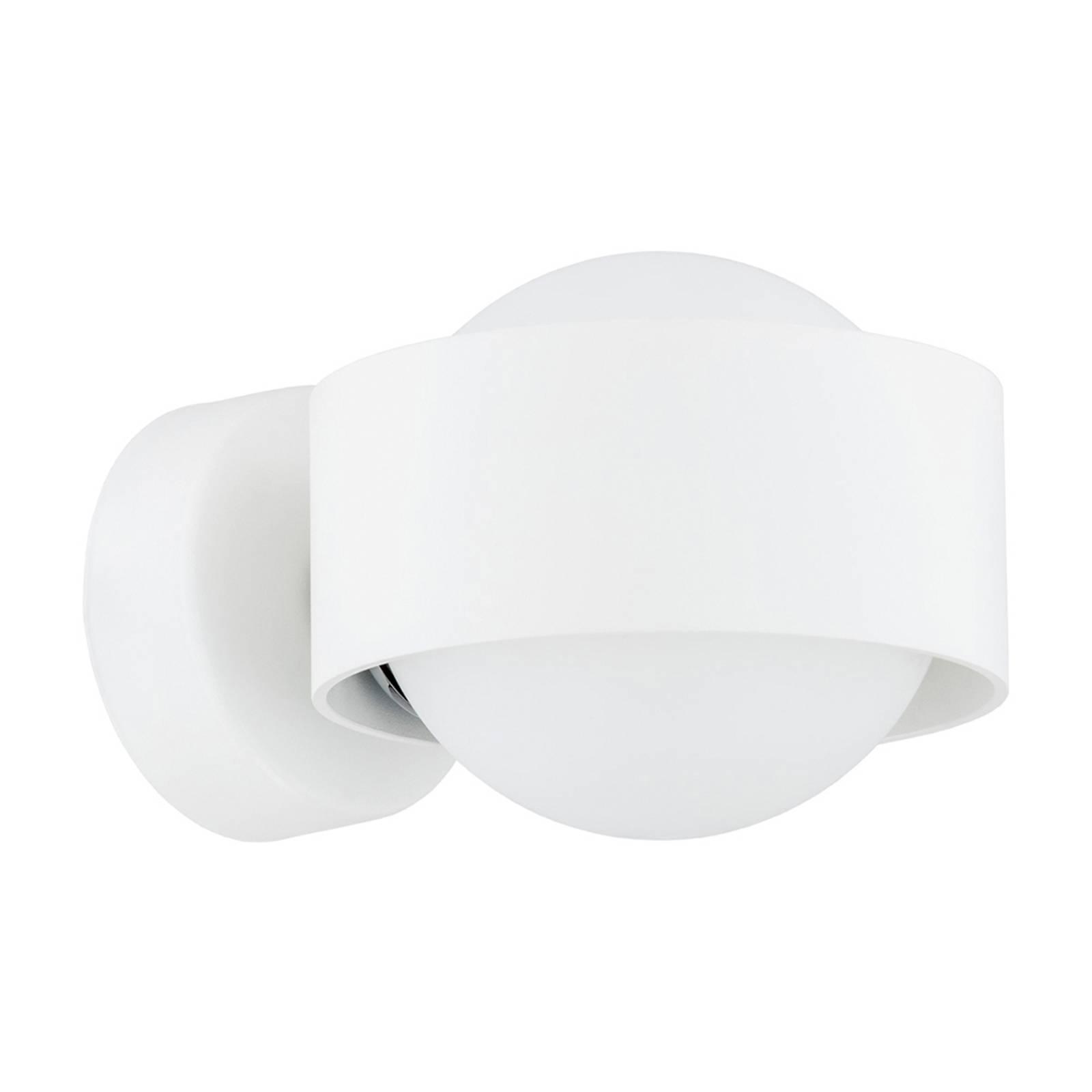 Kylpyhuoneen LED-seinälamppu Macedo, valkoinen