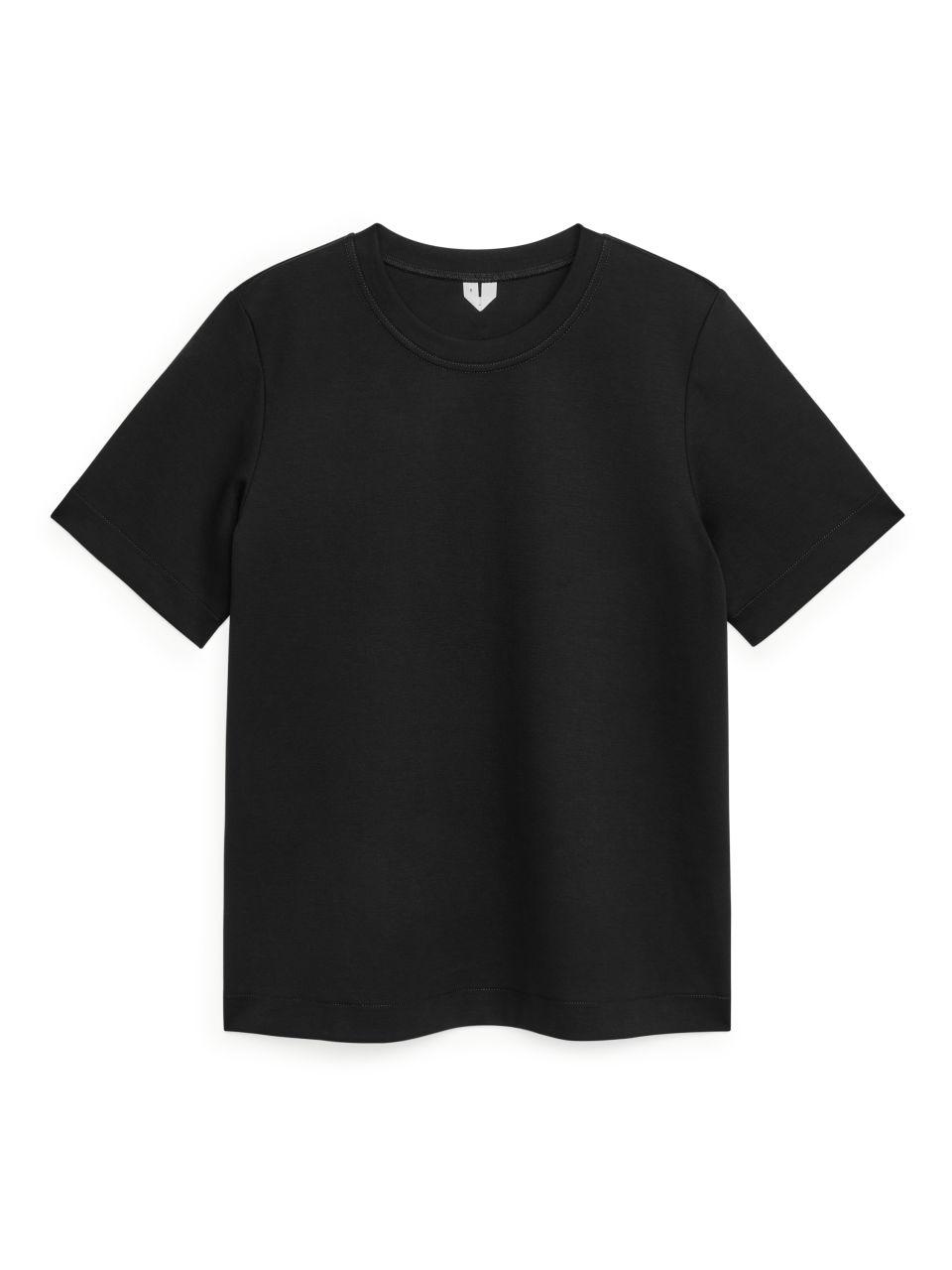Heavy-Weight T-Shirt - Black