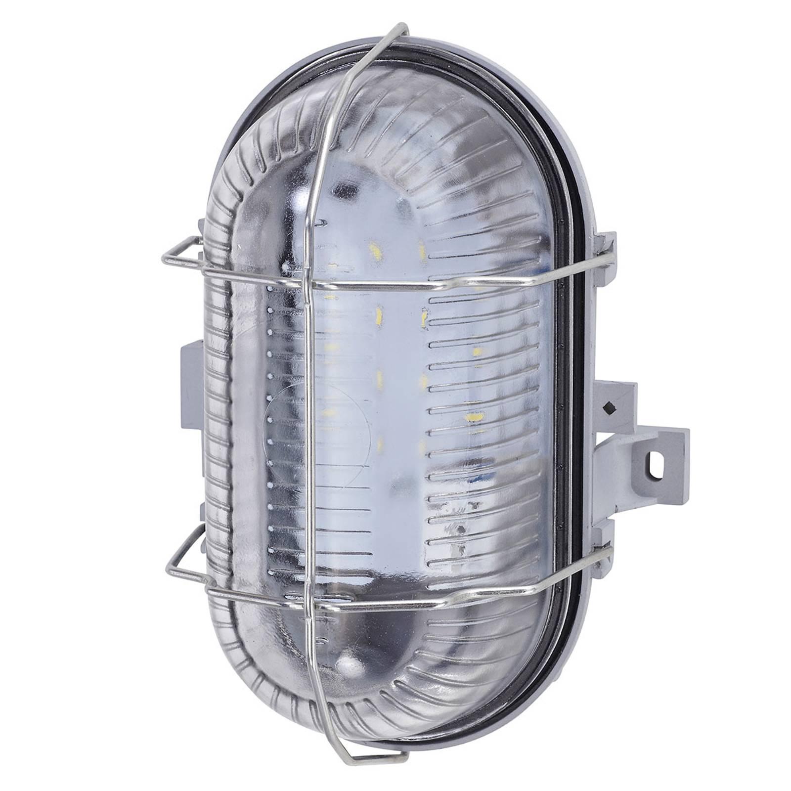 Iskunkestävä LED-seinävalaisin Pesch 8 IP44