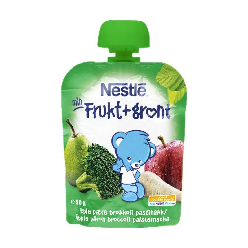 Barnmat Grönsakssmoothie 90g - 36% rabatt